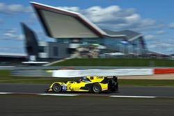 #45 Ibanez Racing Oreca O3 Nissan: Pierre Perret, Ivan Bellarosa, José Ibanez