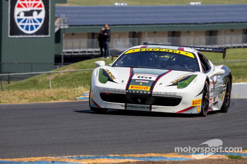 #161 Boardwalk Ferrari 458: Jean-Claude Saada