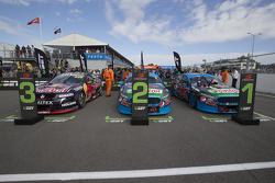 Prodrive Racing Australia Fords, Triple Eight Race Engineering Holden