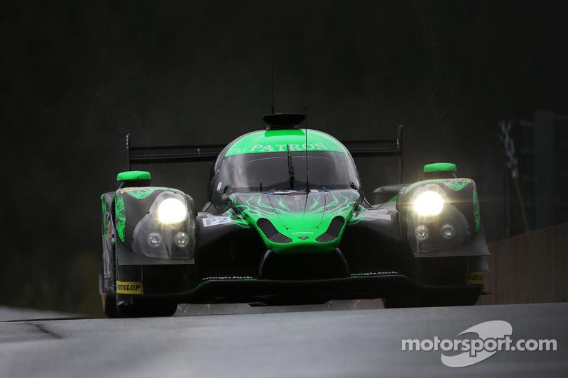#31 Extreme Speed Motorsports HPD ARX 03B Ed Brown, Jon Fogarty, Johannes van Overbeek