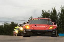 #62 Risi Competizione Ferrari 430 GT Berlinetta: Johnny Mowlem, Stephane Ortelli