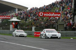 Mathias Lauda leads Jamie Green