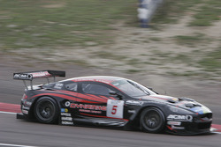 #5 Phoenix Racing Aston Martin DBR9: Jean Denis Deletraz, Andrea Piccini