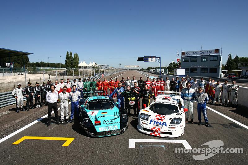 100th FIA-GT race celebration
