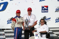 Jay Howard, Al Spires and Sam Schmidt