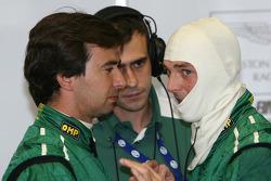 Miguel Ramos and Fabrizio Gollin