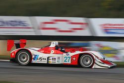 #27 Horag Racing Lola R05/40 Judd: Fredy Lienhard, Didier Theys, Eric van de Poele