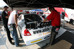 Technical inspection before qualifying