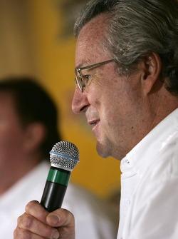 Richard Childress Racing Shell sponsorship press conference