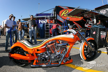 Dale Earnhardt Jr.'s JR Motorsports bike up to be auctioned off for the Make a Wish Foundation