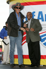 Celebration of Champions ceremony: Richard Petty