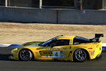 #4 Corvette Racing Corvette C6-R: Oliver Gavin, Olivier Beretta