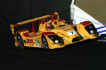 #7 Penske Motorsports Porsche RS Spyder: Lucas Luhr, Romain Dumas
