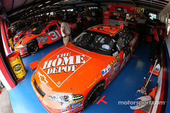 Home Depot Chevy garage