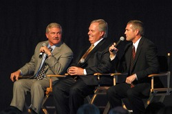 Terry Labonte, Rick Hendrick and Bobby Labonte
