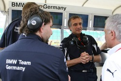 Charly Lamm, Team Manager, BMW Team Germany Schnitzer Motorsport