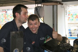 Mark and Jimmy (Carlin Motorsport)