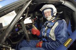 Volkswagen Motorsport test in Morocco: Fabrizia Pons and Ari Vartanen