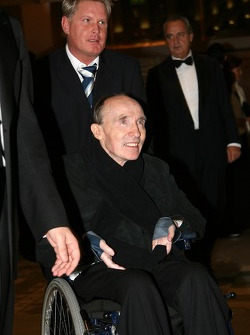 Sir Frank Williams, Team Principal WilliamsF1