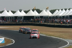 Todd Kelly leads Garth Tander, Craig Lowndes and brother Rick Kelly