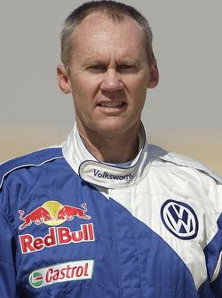 Volkswagen Motorsport presentation in Dubai: Ralph Pitchford