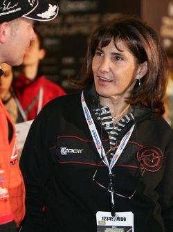 Armin Schwarz and Michèle Mouton