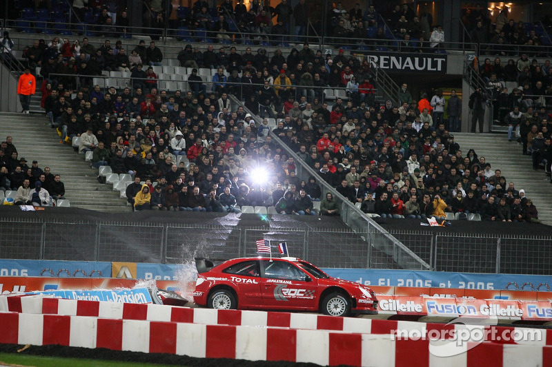 Semi final: Travis Pastrana and Sébastien Loeb