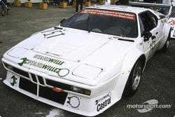 #151 Helmut Gall BMW M1: Edgar Dören, Martin Birrane, Jean-Paul Libert