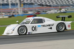 #01 TELMEX Chip Ganassi with Felix Sabates Lexus Riley: Scott Pruett