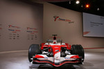 The Toyota TF107