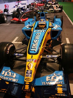 Renault F1 Team, R26, Formula 1 Start feature