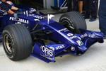 Williams FW28-B Toyota detail