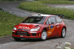 The Citroën C4 WRC