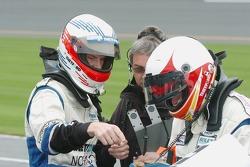 Chris Dyson and Rob Dyson