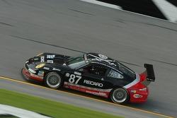 #87 Farnbacher Loles Motorsports Porsche GT3 Cup: Christian Zugel, John Burke, Gunnar Jeannette, Ryan Eversley