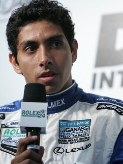 Post-race press conference: Salvador Duran