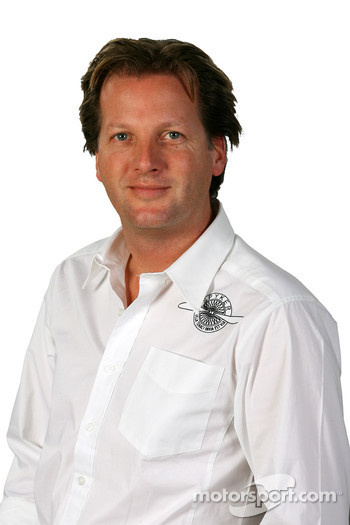 Michiel Mol, Director of Formula One, Spyker Formula One Team