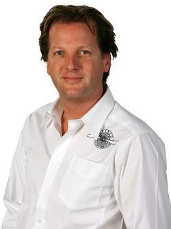 Michiel Mol, Director of Formula One, Spyker Formula One Team