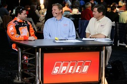Juan Pablo Montoya on Speed TV