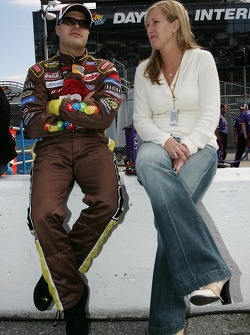 David Gilliland with wife Michelle
