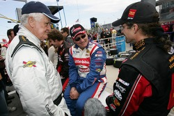 James Hylton, Ken Schrader and Kyle Petty