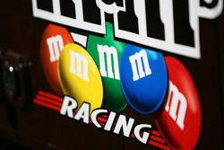 Detail of the M&M's Ford