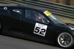 Team Edil Cris Ferrari 430: Ruberti, Giammaria, Cressoni