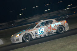 #69 SpeedSource Mazda RX-8: Emil Assentato, Nick Longhi, Jeff Segal, Matt Plumb