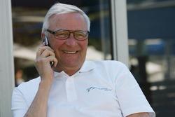 Ove Andersson, Toyota Racing, Advisor