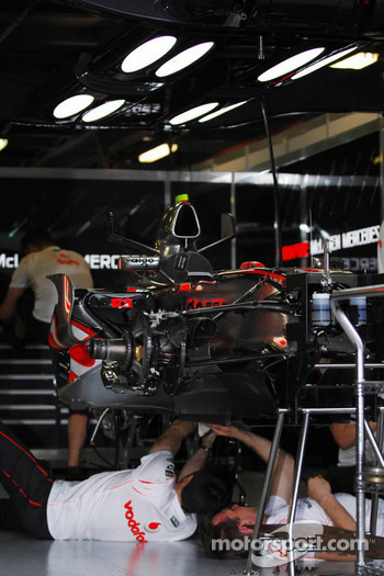 McLaren Mercedes, MP4-22