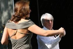 Bernie Ecclestone and Slavica Ecclestone, Wife to Bernie Ecclestone