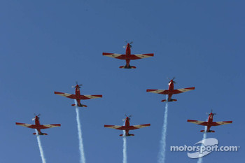 The RAAF Roulettes