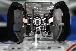 Steering Wheel of  Robert Kubica,  BMW Sauber F1 Team