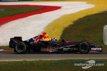 David Coulthard, Red Bull Racing